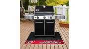 "Fan Mats 14229  NHL - Carolina Hurricanes 26"" x 42"" Grill Mat"