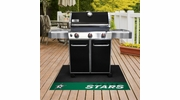 "Fan Mats 14233  NHL - Dallas Stars 26"" x 42"" Grill Mat"