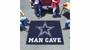 Fan Mats 14295  NFL - Dallas Cowboys 5' x 6' Man Cave Tailgater Mat