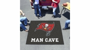 Fan Mats 14379  NFL - Tampa Bay Buccaneers 5' x 6' Man Cave Tailgater Mat