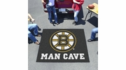 Fan Mats 14396  NHL - Boston Bruins 5' x 6' Man Cave Tailgater Mat