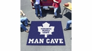 Fan Mats 14496  NHL - Toronto Maple Leafs 5' x 6' Man Cave Tailgater Mat