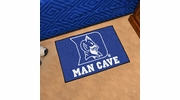 "Fan Mats 14540  Duke University Blue Devils 19"" x 30"" Man Cave Starter Mat"