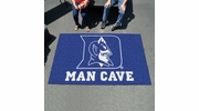 Fan Mats 14543  Duke University Blue Devils 5' x 8' Man Cave Ulti-Mat