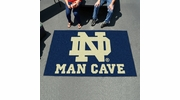Fan Mats 14583  University of Notre Dame Fighting Irish 5' x 8' Man Cave Ulti-Mat