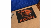 "Fan Mats 14592  Oregon State University Beavers 19"" x 30"" Man Cave Starter Mat"