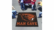 Fan Mats 14594  Oregon State University Beavers 5' x 6' Man Cave Tailgater Mat