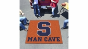 Fan Mats 14606  Syracuse University Orange 5' x 6' Man Cave Tailgater Mat