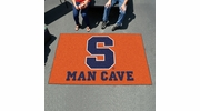 Fan Mats 14607  Syracuse University Orange 5' x 8' Man Cave Ulti-Mat