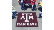 Fan Mats 14610  Texas A&M University Aggies 5' x 6' Man Cave Tailgater Mat