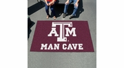 Fan Mats 14611  Texas A&M University Aggies 5' x 8' Man Cave Ulti-Mat