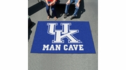 Fan Mats 14655  University of Kentucky Wildcats 5' x 8' Man Cave Ulti-Mat