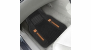 "Fan Mats 14725  Syracuse University Orange 21"" x 27"" Deluxe Car Mat Set"