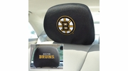 "Fan Mats 14778  NHL - Boston Bruins 10"" x 13"" Head Rest Covers"
