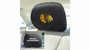 "Fan Mats 14780  NHL - Chicago Blackhawks 10"" x 13"" Head Rest Covers"