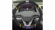 "Fan Mats 14798  Louisiana State University Tigers 15"" Steering Wheel Cover"