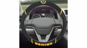 "Fan Mats 14842  NHL - Boston Bruins 15"" Steering Wheel Cover"