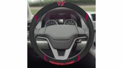 "Fan Mats 14939  Virginia Tech Hokies 15"" Steering Wheel Cover"