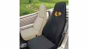 Fan Mats 14961  NHL - Chicago Blackhawks Seat Cover (1 Cover)