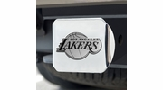Fan Mats 14969  NBA - Los Angeles Lakers Hitch Cover
