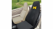Fan Mats 14994  University of Michigan Wolverines Seat Cover (1 Cover)