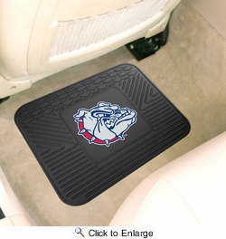 "Fan Mats 15027  Gonzaga University Bulldogs 14"" x 17"" Utility Mat"