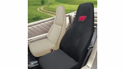 Fan Mats 15089  University of Wisconsin Badgers Seat Cover (1 Cover)