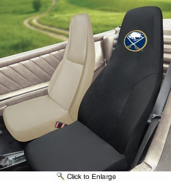 Fan Mats 15144  NHL - Buffalo Sabres Seat Cover (1 Cover)