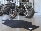 "Fan Mats 15213  University of Kentucky Wildcats 82.5"" x 42"" Motorcycle Mat"