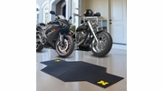 "Fan Mats 15215  University of Michigan Wolverines 82.5"" x 42"" Motorcycle Mat"