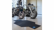 "Fan Mats 15240  Duke University Blue Devils 82.5"" x 42"" Motorcycle Mat"