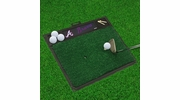 "Fan Mats 15432  MLB - Atlanta Braves 20"" x 17"" Golf Hitting Mat"