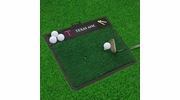 "Fan Mats 15497  Texas A&M University Aggies 20"" x 17"" Golf Hitting Mat"
