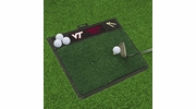 "Fan Mats 15518  Virginia Tech Hokies 20"" x 17"" Golf Hitting Mat"