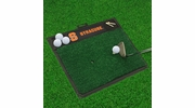 "Fan Mats 15520  Syracuse University Orange 20"" x 17"" Golf Hitting Mat"