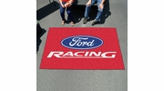 Fan Mats 15789  Ford Racing on Red 5' x 8' Ulti-Mat