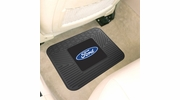 "Fan Mats 16120  Ford Oval 14"" x 17"" Utility Mat"
