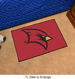 "Fan Mats 1654  Saginaw Valley State University Cardinals 19"" x 30"" Starter Mat"