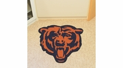 Fan Mats 16922  NFL - Chicago Bears Mascot Mat