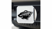 Fan Mats 17176  NHL - Minnesota Wild Hitch Cover