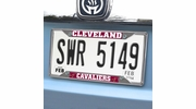 Fan Mats 17202  NBA - Cleveland Cavaliers License Plate Frame