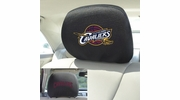 "Fan Mats 17204  NBA - Cleveland Cavaliers 10"" x 13"" Head Rest Covers"