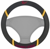 "Fan Mats 17205  NBA - Cleveland Cavaliers 15"" Steering Wheel Cover"