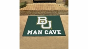 "Fan Mats 17242  Baylor University Bears 33.75"" x 42.5"" Man Cave All-Star Mat"