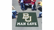 Fan Mats 17243  Baylor University Bears 5' x 6' Man Cave Tailgater Mat