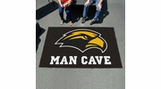 Fan Mats 17324  University of Southern Mississippi Golden Eagles 5' x 8' Man Cave Ulti-Mat