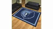 Fan Mats 17456  NBA - Memphis Grizzlies 8' x 10' Area Rug