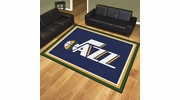 Fan Mats 17470  NBA - Utah Jazz 8' x 10' Area Rug