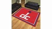 Fan Mats 17471  NBA - Washington Wizards 8' x 10' Area Rug