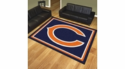 Fan Mats 17477  NFL - Chicago Bears 8' x 10' Area Rug